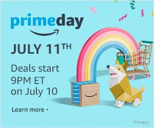 Amazon Primeday deals