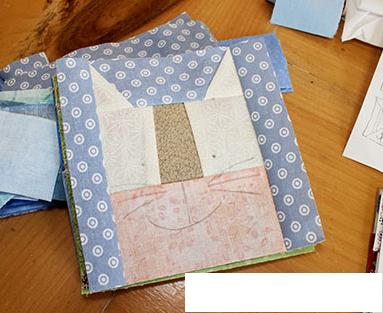 patrón gratis paper piecing