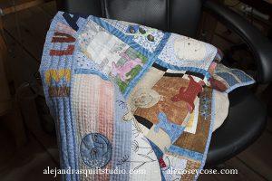 cómo hacer tu journal quilt
