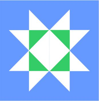 Alejandras quilt studio logo