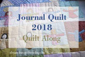 Como hacer una colcha patchwork journal
