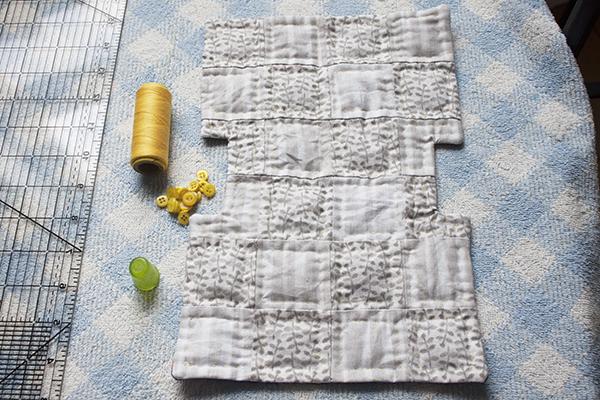 como hacer bolsa patchwork