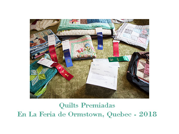 Quilts Expo - De Regreso A Casa