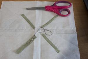 Como hacer patchwork aplicado