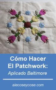 Cómo Hacer Patchwork: Aplicado