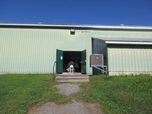 Visitando Una Expo De Quilts En Québec