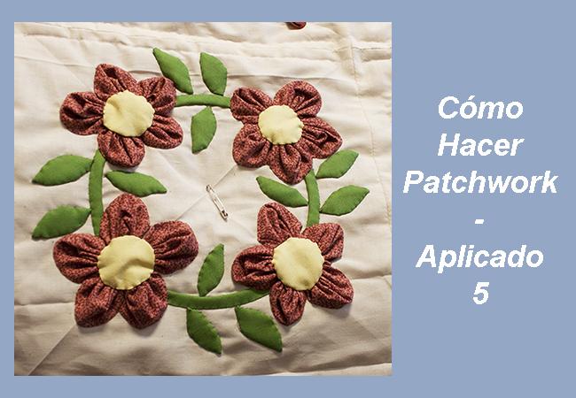 como hacer patchwork aplicado 5