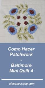 Cómo Hacer Patchwork - Aplicado 4