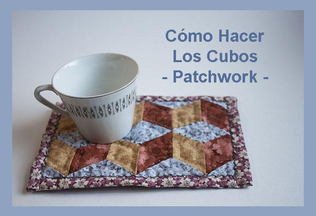 C mo hacer los cubos patchwork facil ale cose y cose - Como hacer pachwork ...