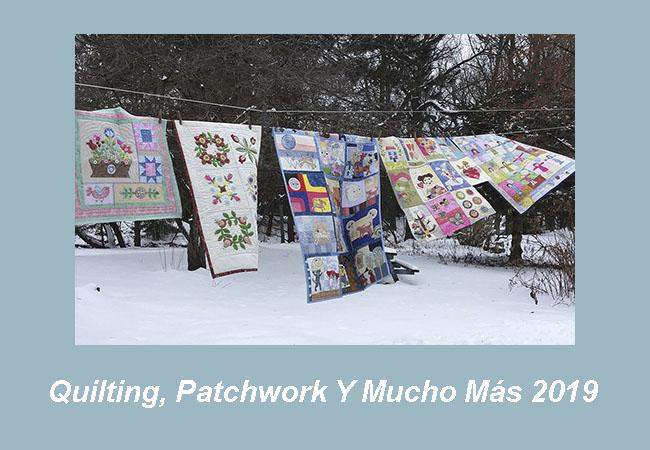 Quilting Patchwork Y Mucho Más 2019