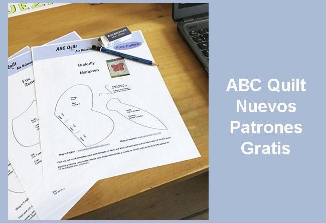 ABC Quilt Patrones Gratis