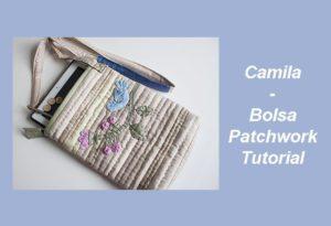 como hacer bolso patchwork