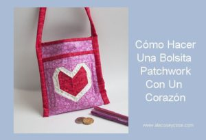 diy bolso patchwork