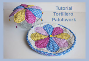 Tutorial Tortillero Patchwork