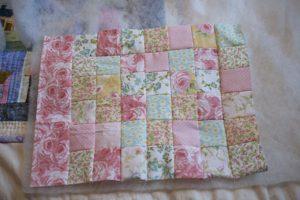 como hacer un bolso patchwork facil