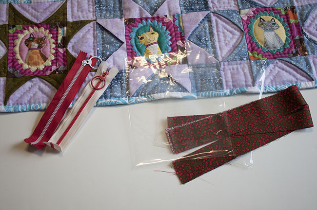 DIY Organizador De Costura Patchwork