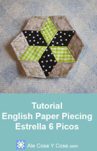 Tutorial English Paper Piecing