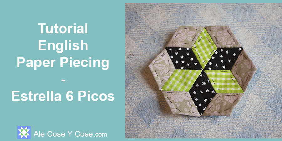 Tutorial English Paper Piecing