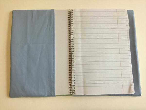 Forrar Un Cuaderno Con Patchwork