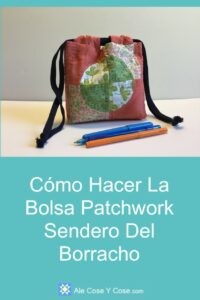 Bolsa Patchwork Sendero Del Borracho