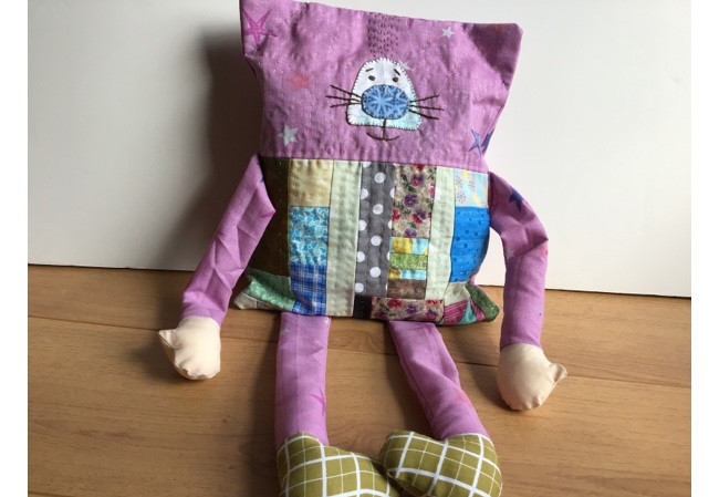 Guarda Pijama Patchwork