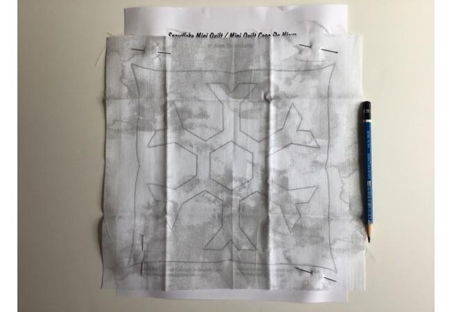 Como Hacer Aplique Invertido En Una Quilt