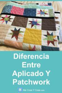 Diferencia Entre Aplicado Y Patchwork