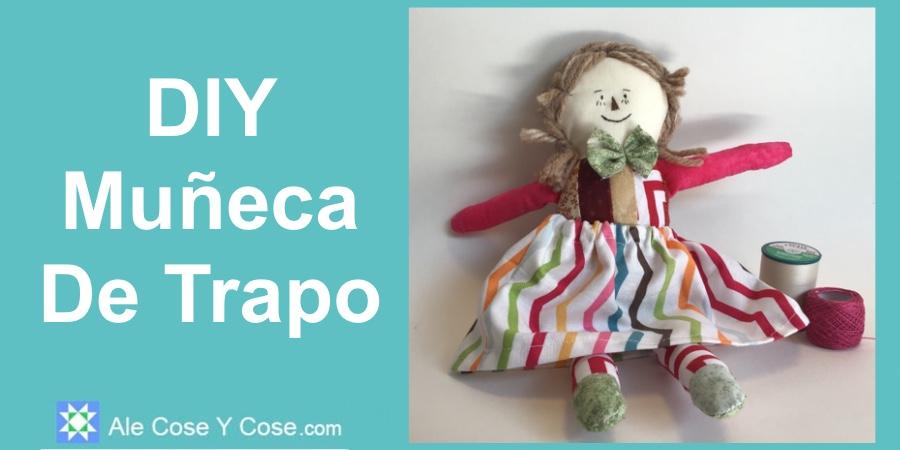 DIY Muñeca De Trapo
